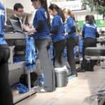 CCW 2014: blau, blau, blau sind alle meine ...