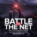 Battle the Net für Netzneutralität