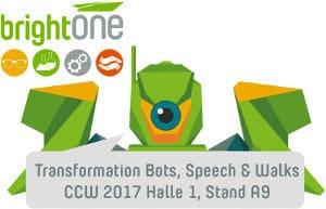 Einladung CCW 2017 - Transformation Bots