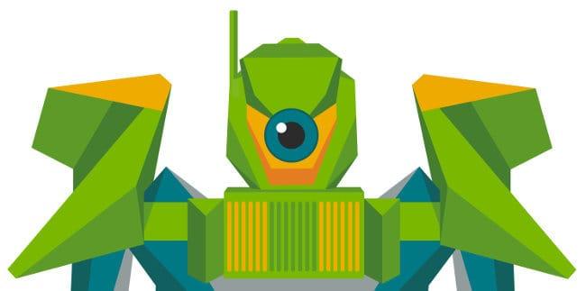 Androiden im Kundenservice