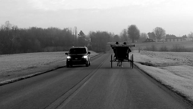 Amish Car