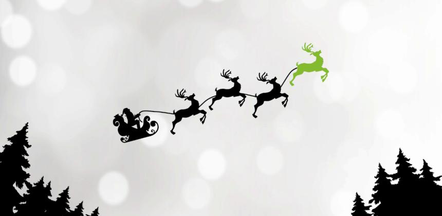 Das Team der infinIT.cx wünscht frohe Weihnachten
