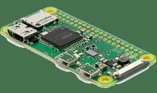 Minirechner Raspberry Pi Zero W