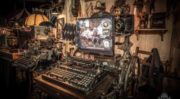 Phantastische Zukunftswelten auf der #CCW2018 – Interview mit Steampunk Alex Schlesier