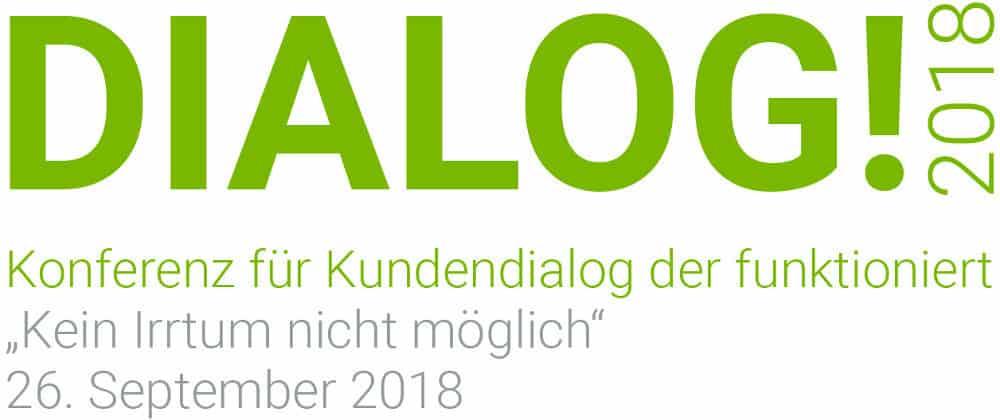 DIALOG! 2018 Banner B1000