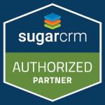 SugarCRM Authorized Partner Badge