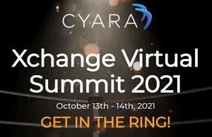 Cyara Xchange Virtual Summit 2021